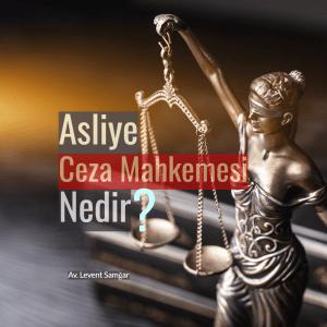 Asliye Ceza Mahkemesi