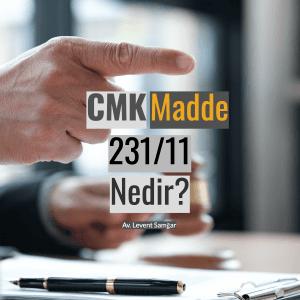 CMK 231/11